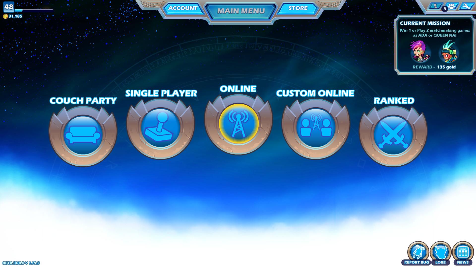 Brawlhalla - All Legends (Current and Future) screenshot