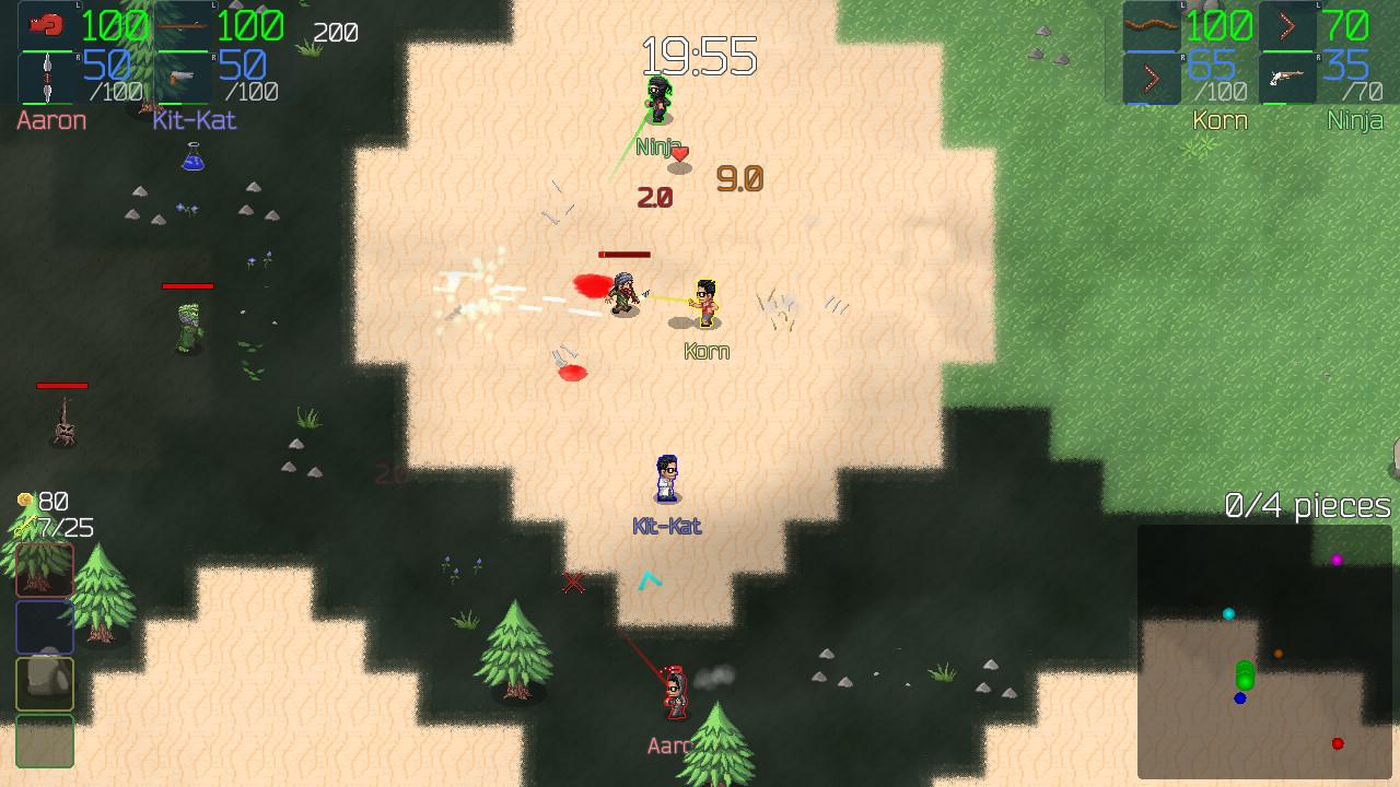 Earth Overclocked screenshot
