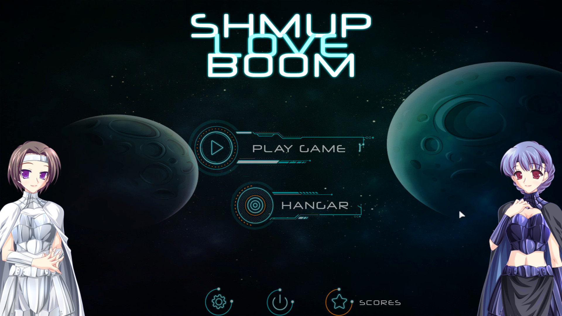 Shmup Love Boom - Soundtrack screenshot