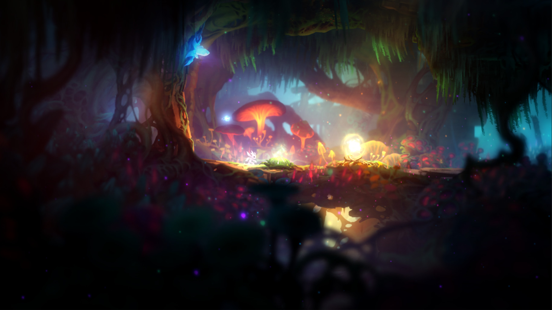 Ori and the Blind Forest PS4