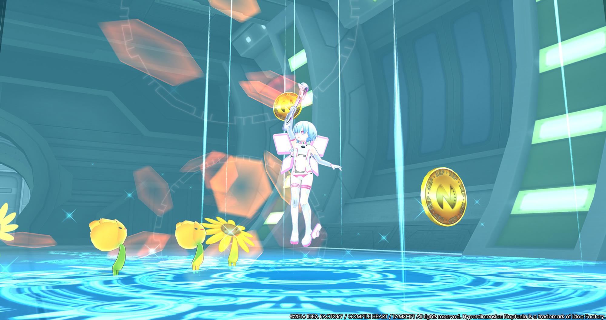Hyperdimension Neptunia U Action Unleashed Repack