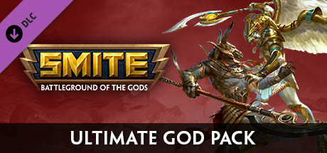 Allgamedeals.com - SMITE® - Ultimate God Pack - STEAM
