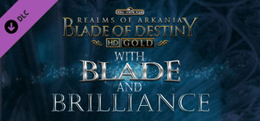 Realms of Arkania: Blade of Destiny - With Blade and Brilliance DLC