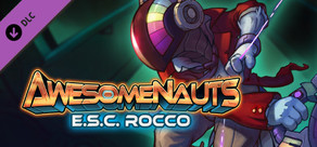 Awesomenauts - Electronic Supersonic Cybertronic Rocco Skin
