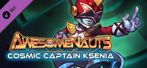 Awesomenauts - Cosmic Captain Ksenia Skin