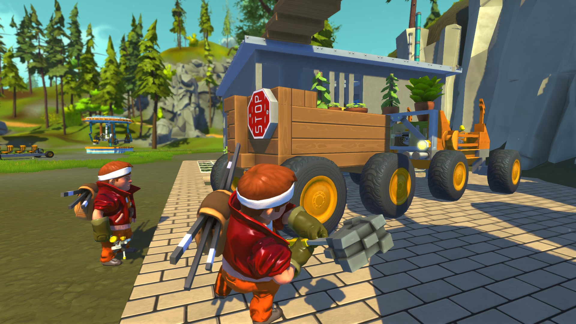 Scrap Mechanic Screenshot 3
