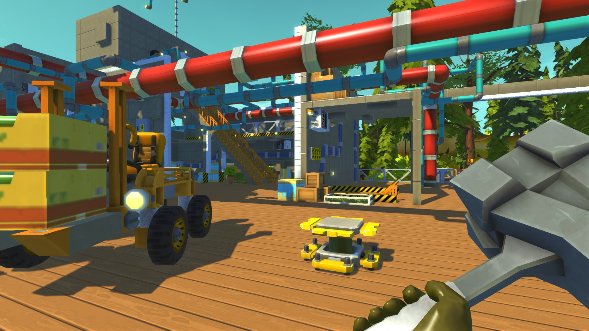 Scrap Mechanic | PC | Beta|Early Access
