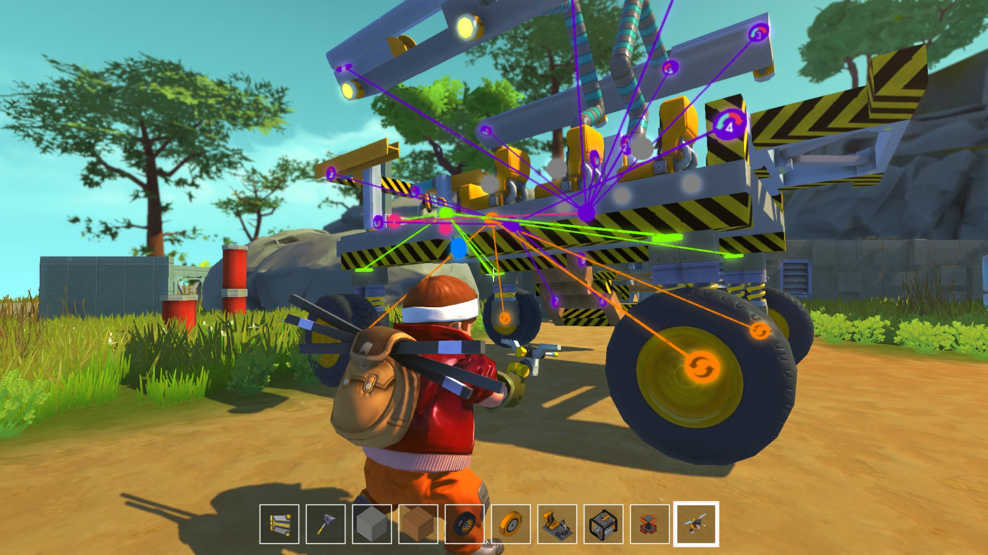 Scrap Mechanic Screenshot 2