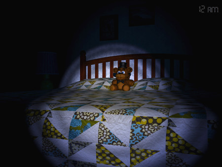 Five Nights at Freddy's 4 PC Game Download