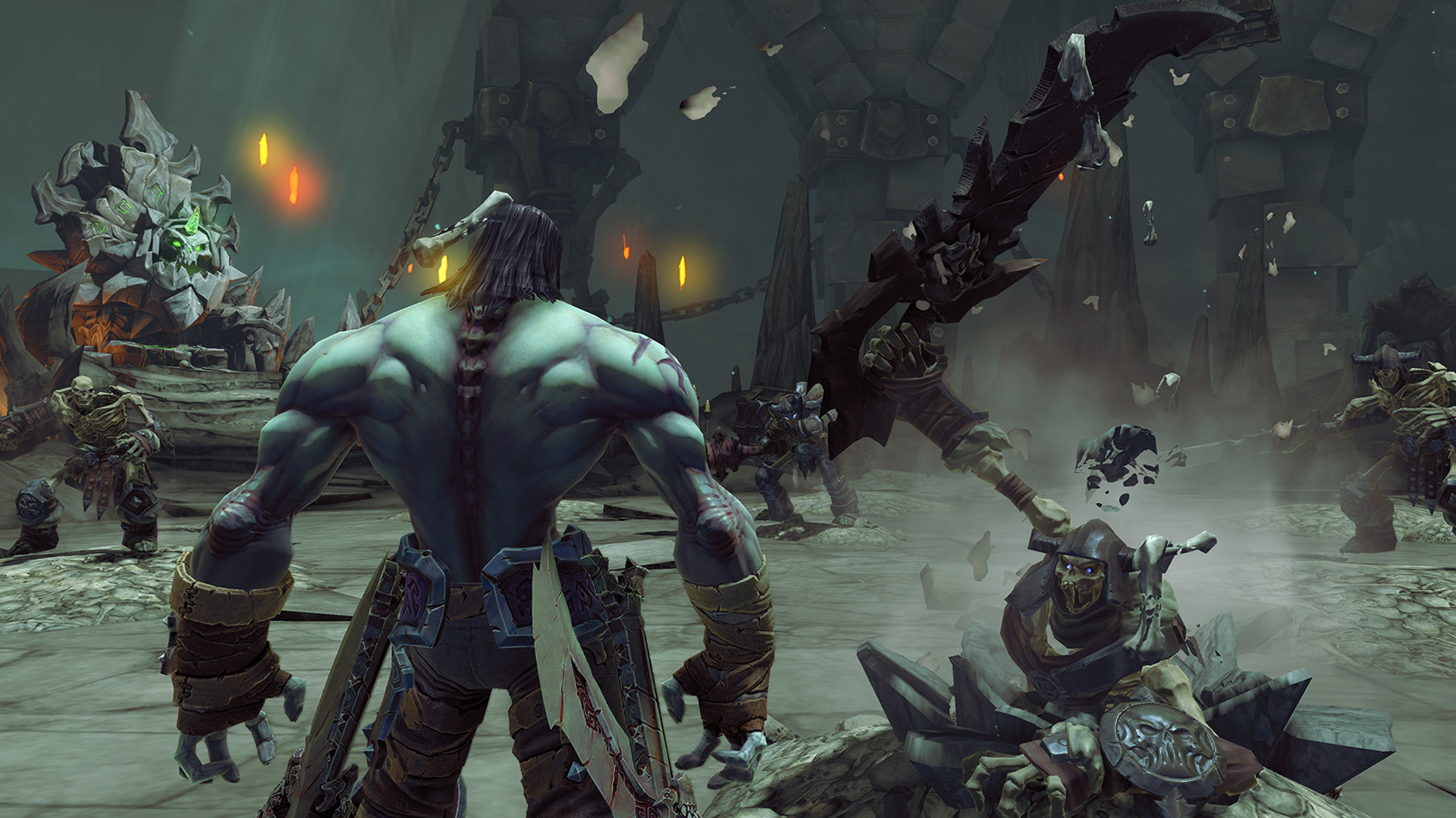 Darksiders II Deathinitive Edition screenshot