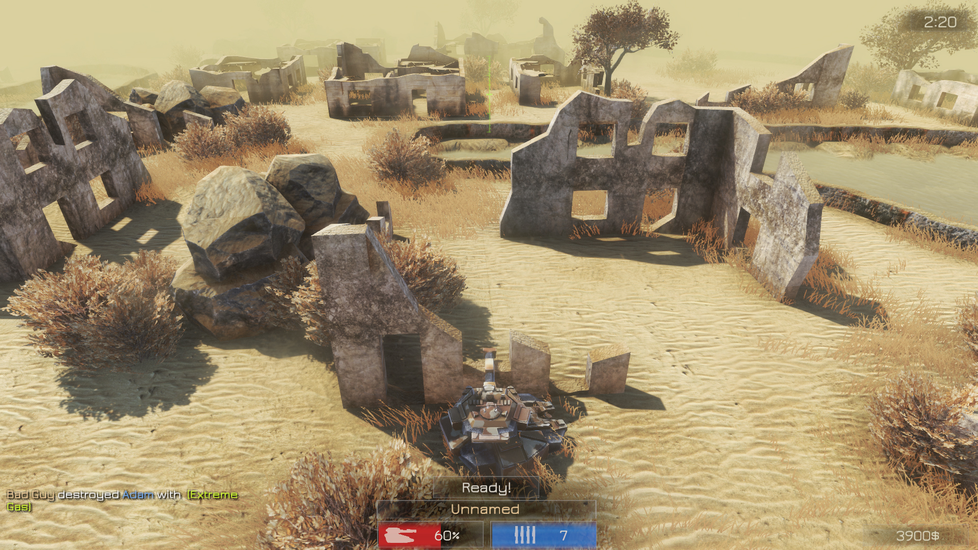 TankZone Battle screenshot