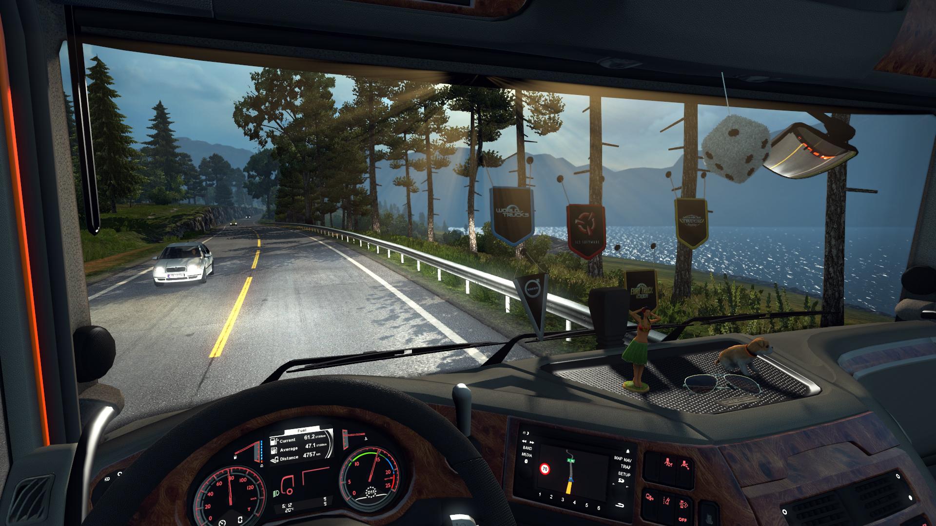 Euro Truck Simulator 2 - Cabin Accessories screenshot