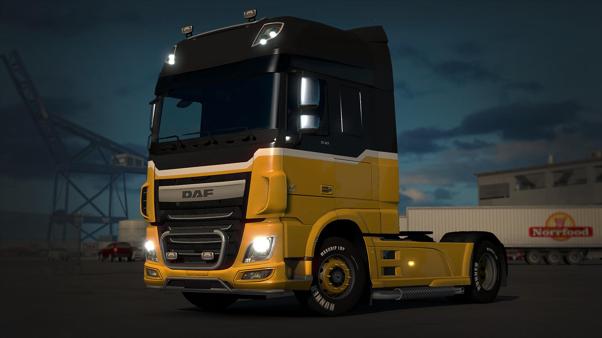 Euro Truck Simulator 2 - Wheel Tuning Pack screenshot
