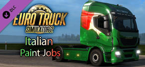 Euro Truck Simulator 2 - Italian Paint Jobs Pack