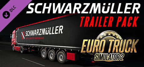 Купить Euro Truck Simulator 2. Schwarzmüller Trailer Pack
