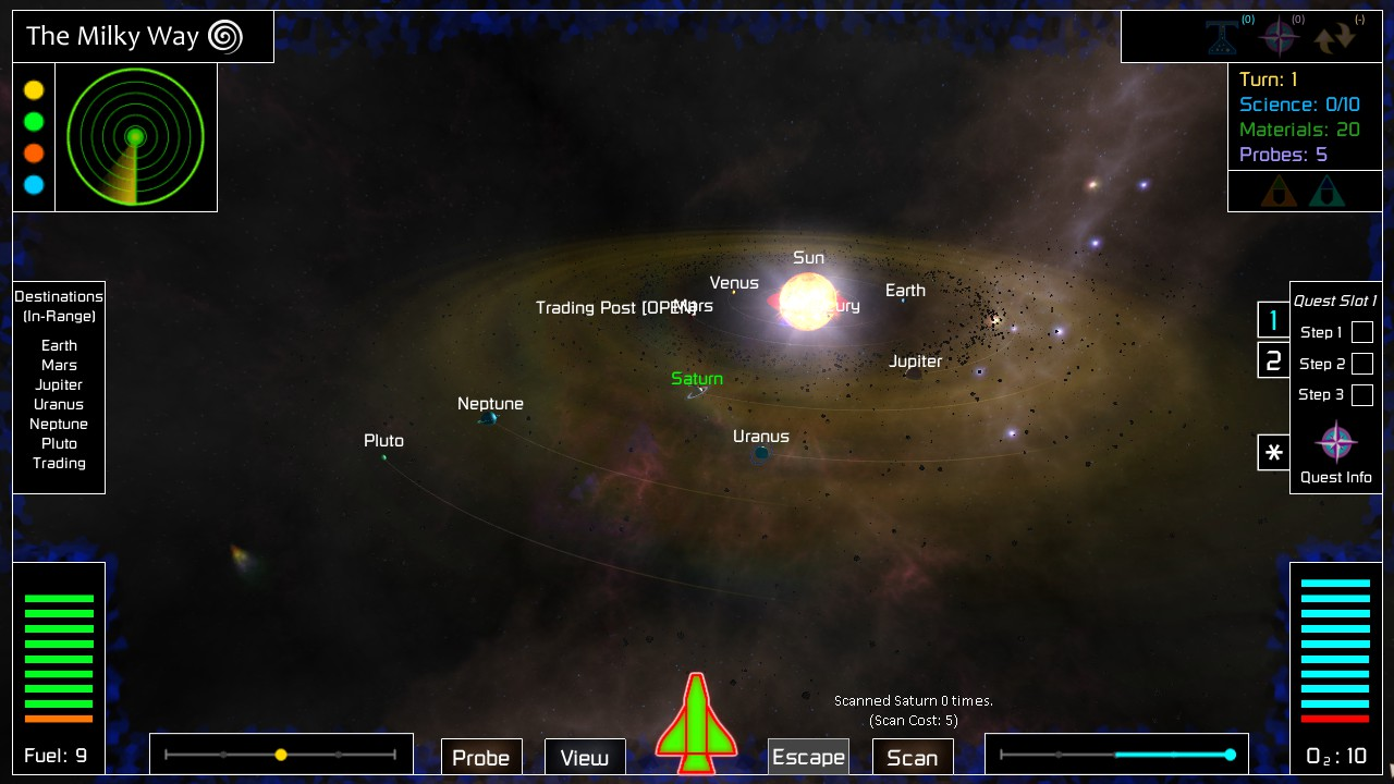 Project Tarvotan screenshot