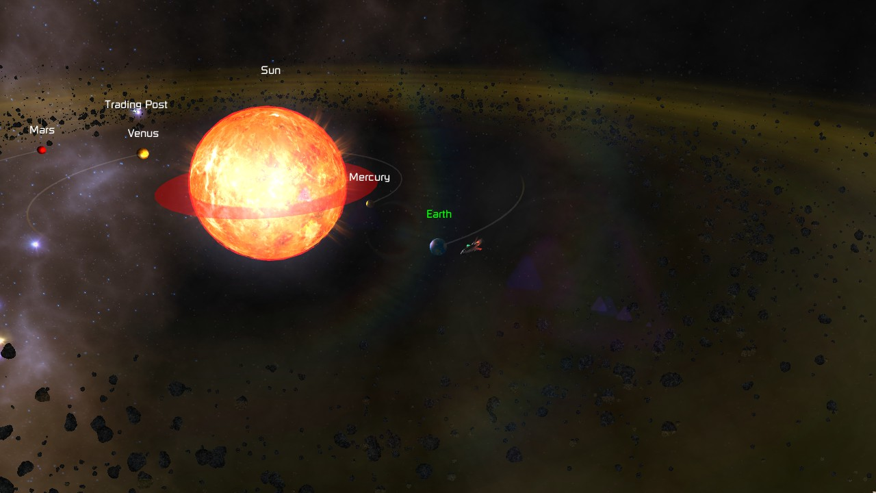 Project Tarvotan screenshot
