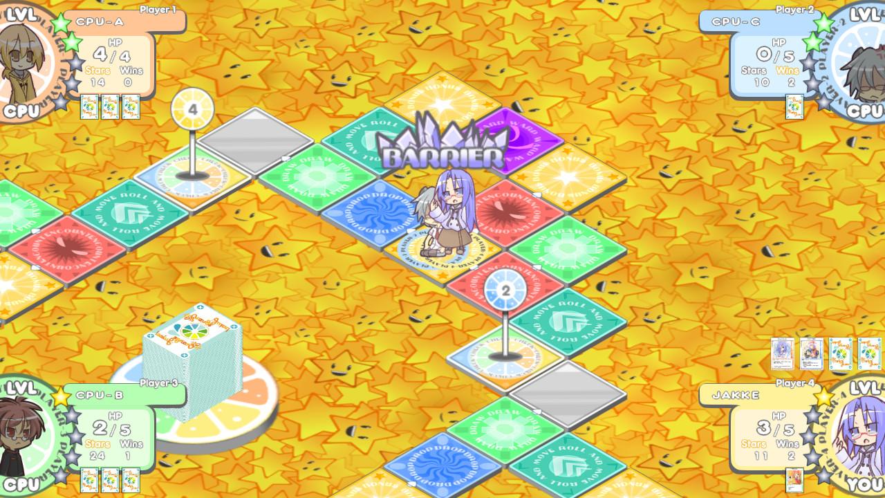 100% Orange Juice - Alte & Kyoko Character Pack screenshot