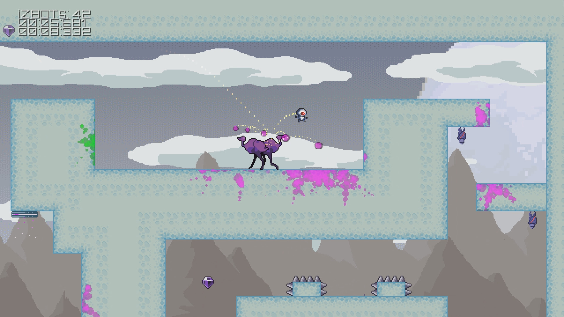 iZBOT screenshot