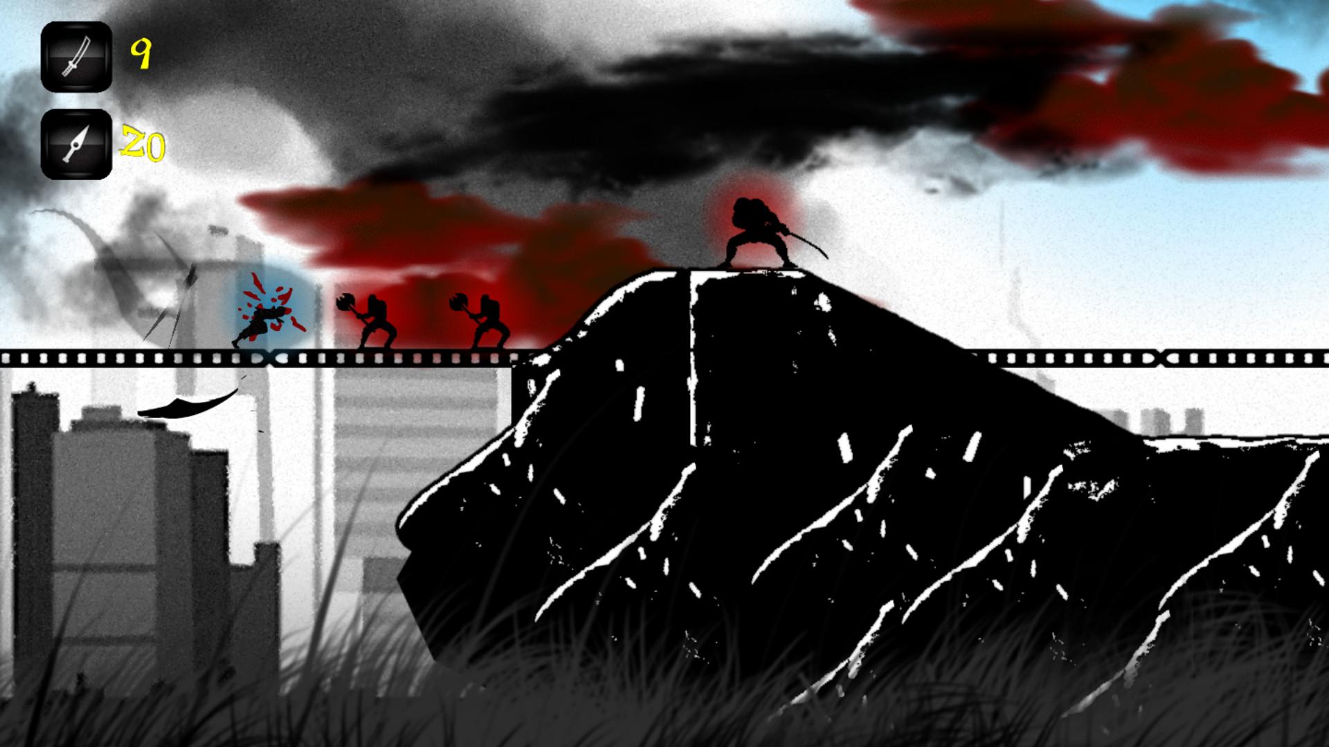 Shadow Ninja: Apocalypse screenshot