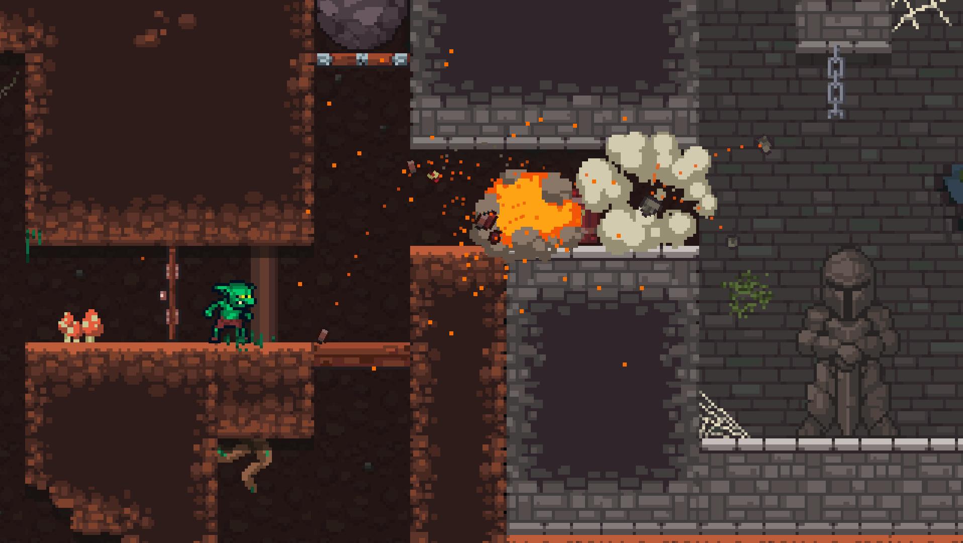 Goblins and Grottos screenshot