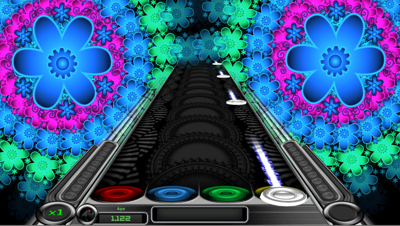 Rhythm Zone Revolution Visualizer DLC screenshot