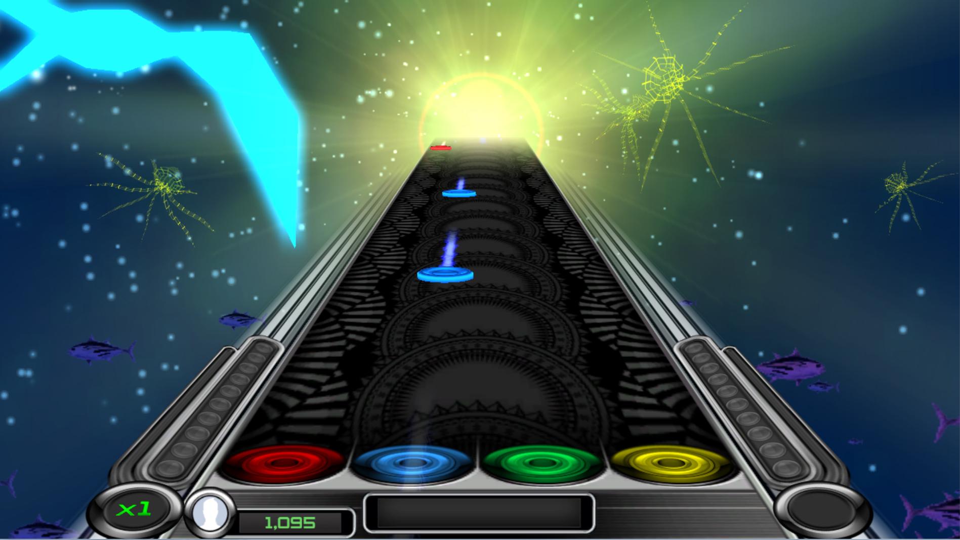 Rhythm Zone:  Deep Ocean Visualizer screenshot