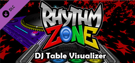 Rhythm Zone DJ Table Visualizer DLC
