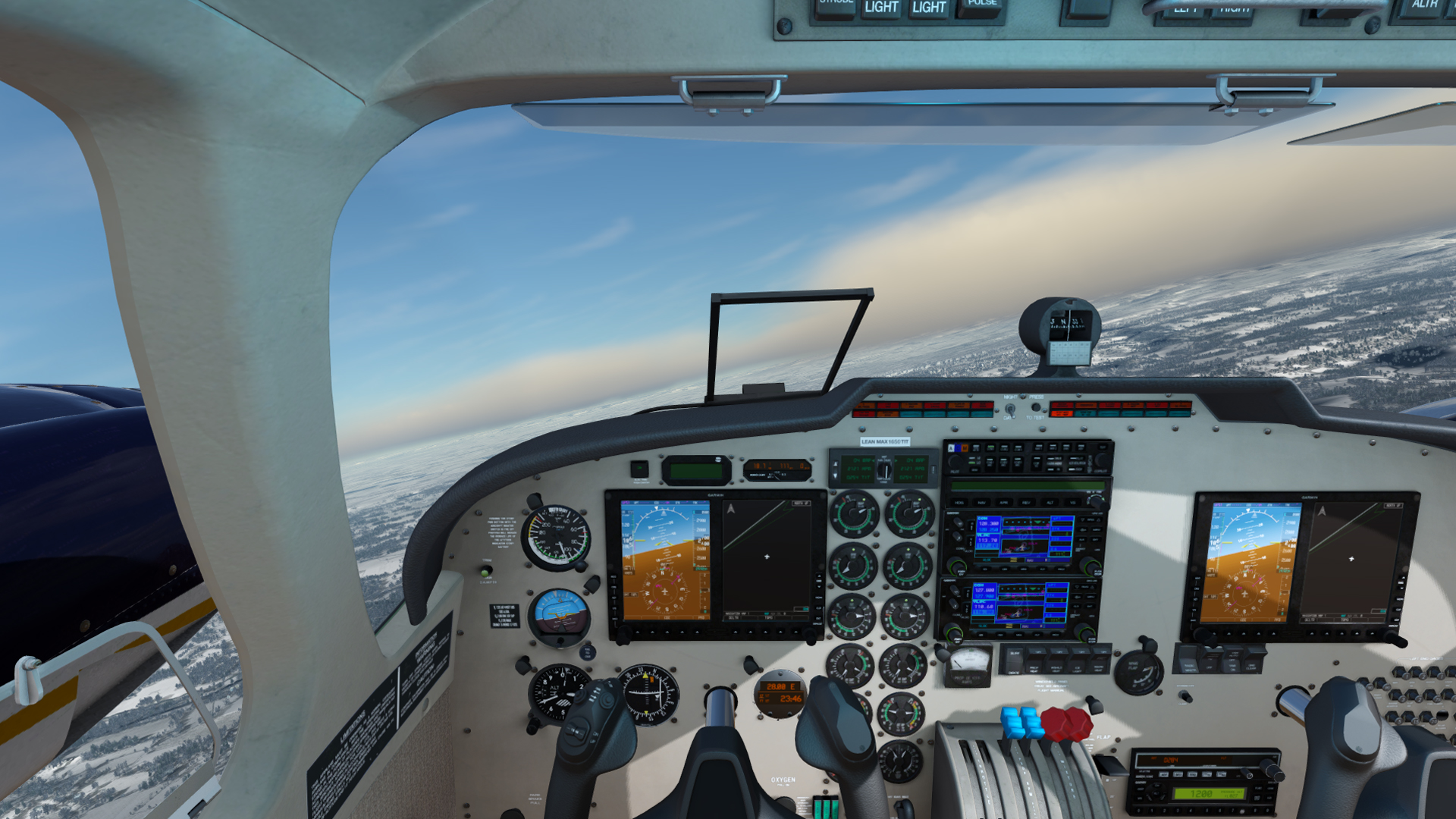 Flight Sim World screenshot