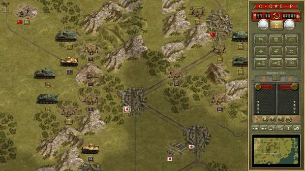 Panzer Corps: Soviet Corps PC SKIDROW