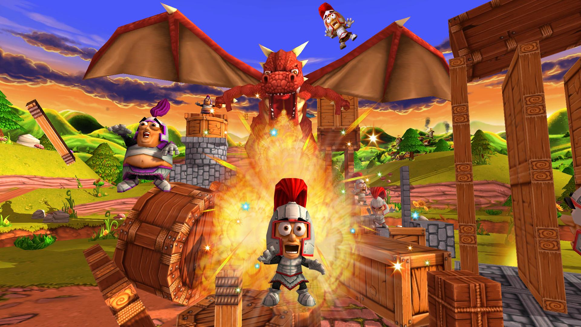 Catapult King screenshot