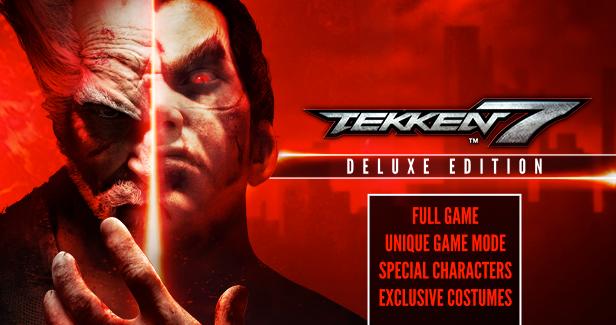 Скачать tekken 7 игру через торрент