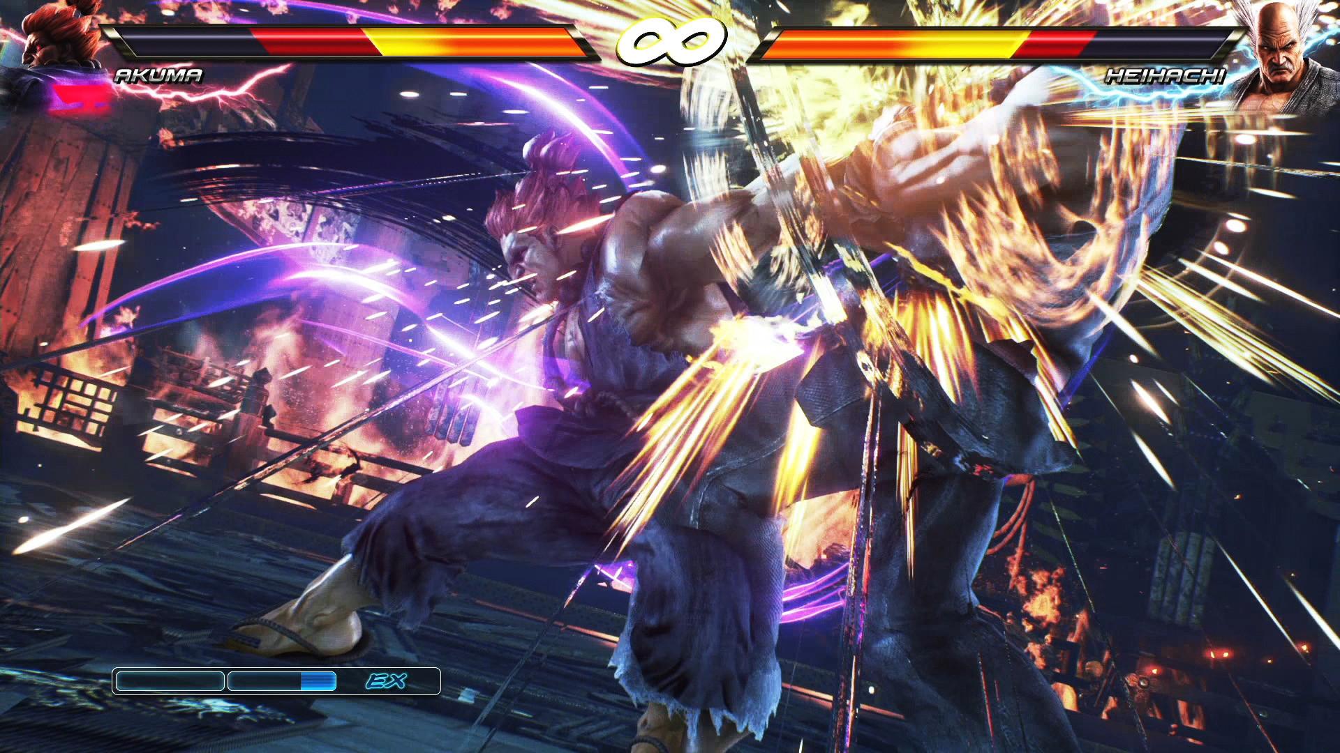 Tekken 7 [RePack] [2017|Rus|Eng]