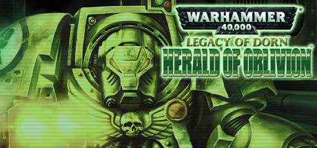 Legacy of Dorn: Herald of Oblivion