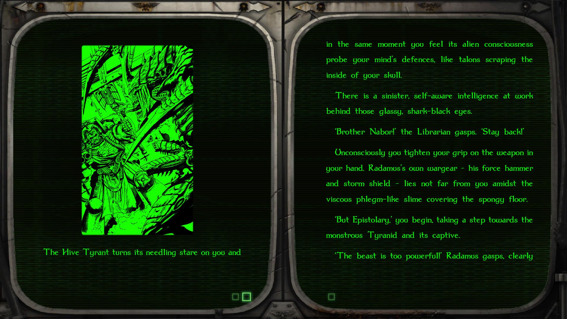Legacy of Dorn: Herald of Oblivion screenshot