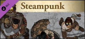 Fantasy Grounds - Top Down Tokens - Steampunk