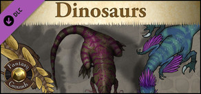 Fantasy Grounds - Top Down Tokens - Dinosaurs