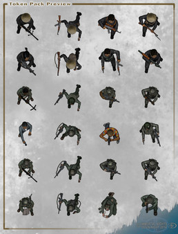 1000  images about zz Fantasy Top Down RPG tokens on Pinterest ...
