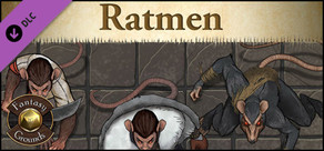 Fantasy Grounds - Top Down Tokens - Ratmen