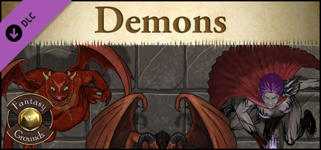 Fantasy Grounds - Top Down Tokens - Demons steam gift free
