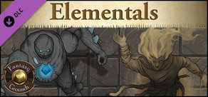 Fantasy Grounds - Top Down Tokens - Elementals