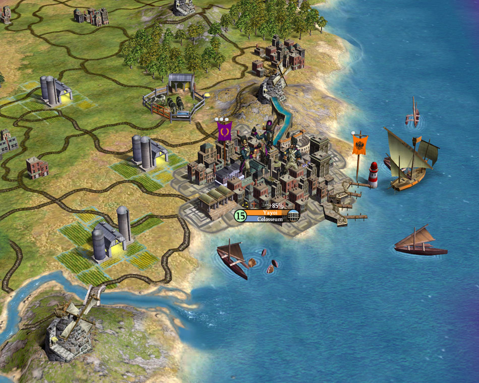 Sid Meier's Civilization IV: Complete Edition Free Download image 1