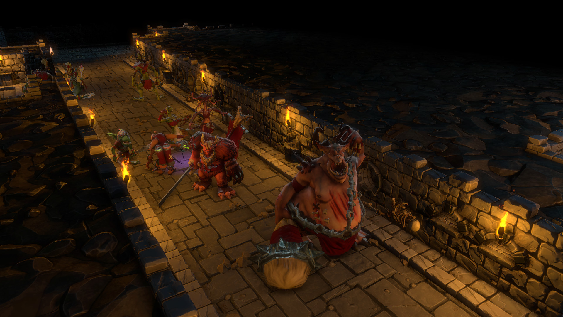 Dungeons 2 - A Song of Sand and Fire screenshot