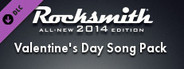 Rocksmith® 2014 – Valentine's Day Song Pack
