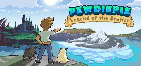 PewDiePie: Legend of the Brofist game image