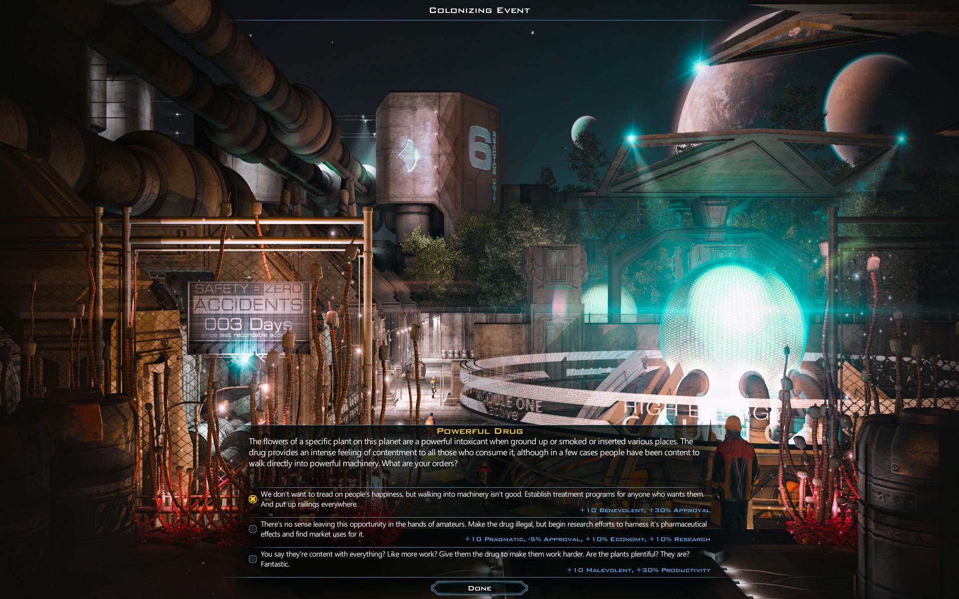 Galactic Civilizations III Soundtrack screenshot