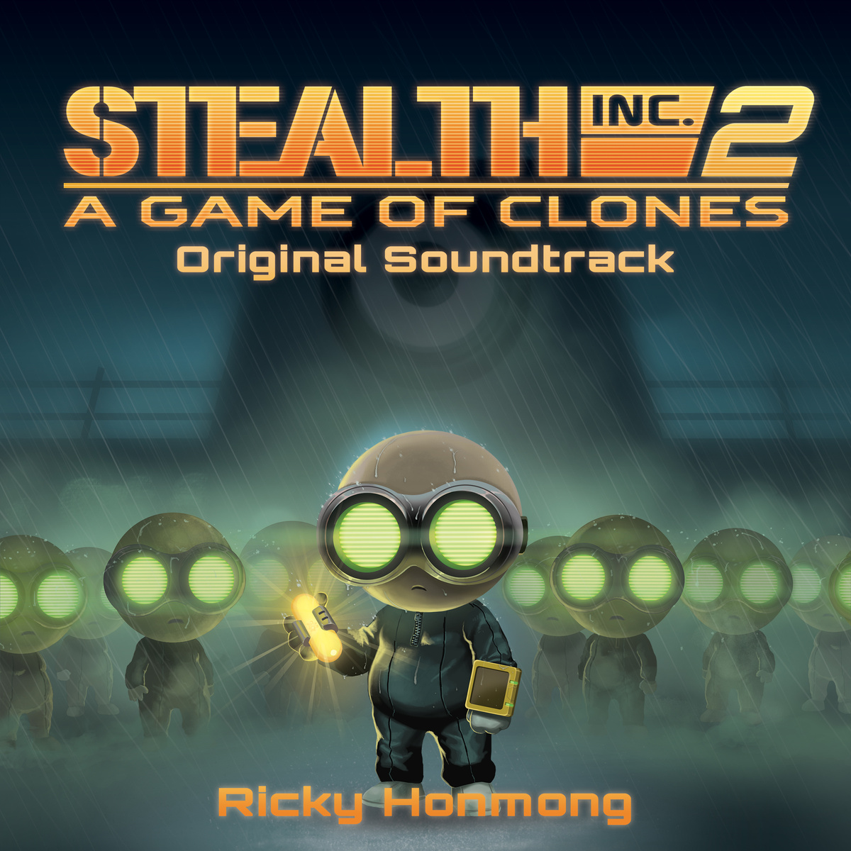 Stealth Inc 2: A Game of Clones - Official Soundtrack screenshot