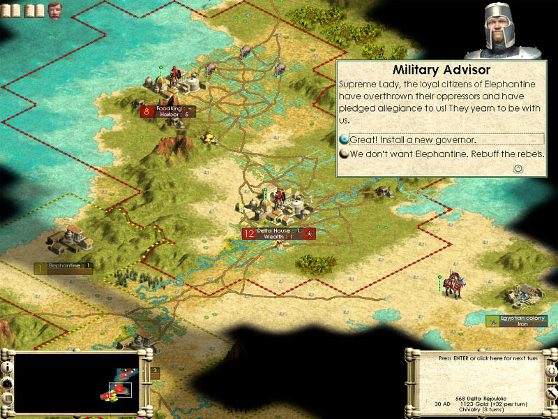 Sid Meier's Civilization III Complete screenshot