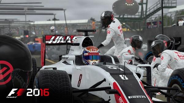 F1 2016 CPY screenshot 1