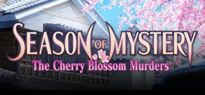 SEASON OF MYSTERY: The Cherry Blossom Murders